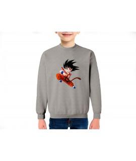 Dragon Ball-Bola de Dragón sudadera infantil algodón