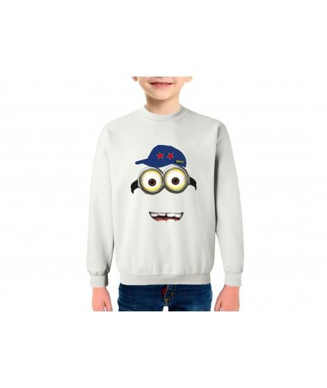 Gorra Minios infantil algodón