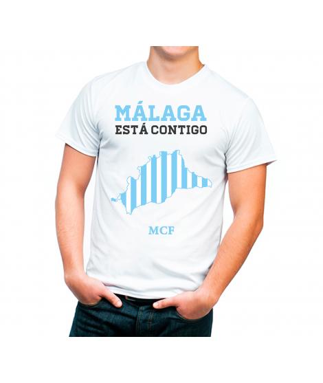 Camiseta Animo Málaga CF