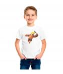 Camiseta Barbarian personaje de Clash y de Cans
