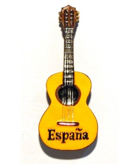 GUITARRA ESPAÑA IMAN