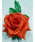 flor Flamenca naranaja