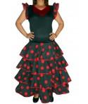 vestido flamenco económico