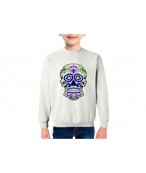 Carabela mexicana sudadera infantil algodón