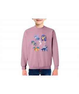 Pokemons Legendarios sudadera infantil algodón