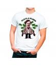 camiseta Pablo Escobar plata o plomo
