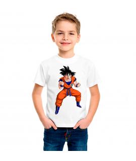 camiseta Goku de la serie Bolaa Dragon