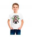camiseta Pablo Escobar plata o plomo infantil