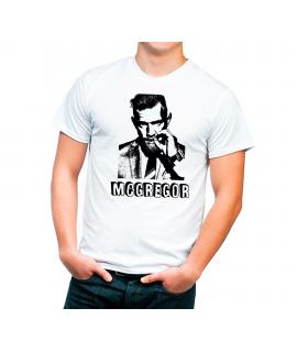 Camiseta Mcgregor adulto. Consultar medidas en la descripción de la camiseta.