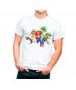Camiseta Diseño Mario Grupo Super