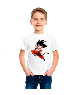 Camiseta Dragón Ball Infantil.