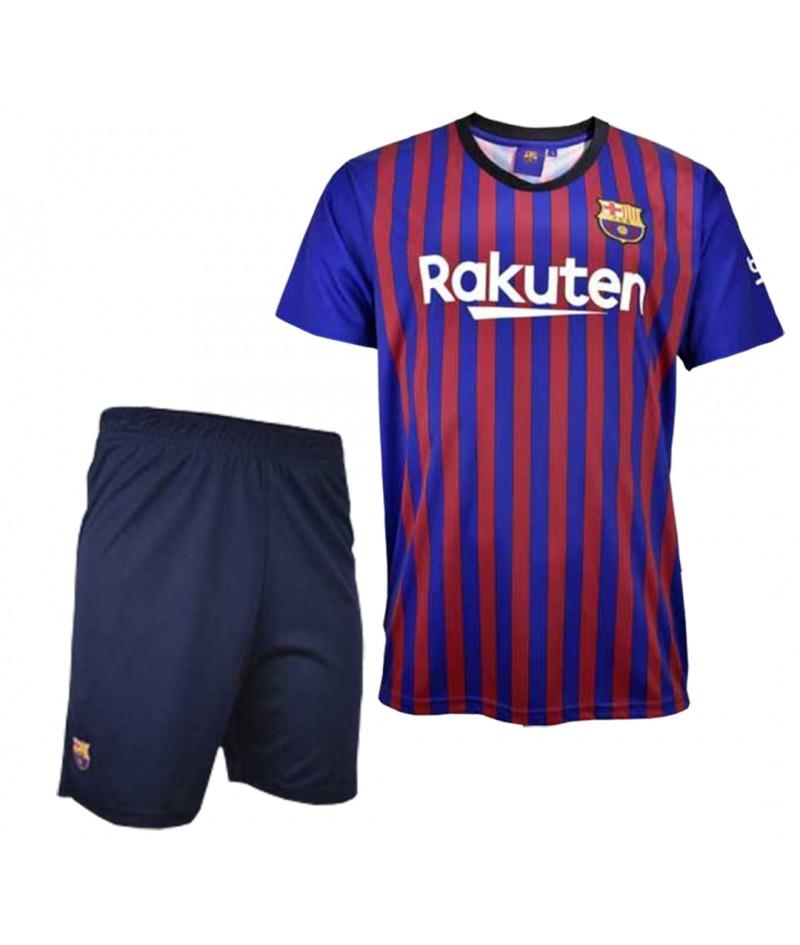 dcfc66f544912 ... Camiseta Dembele infantil Réplica Oficial Primera Equipación FC  Barcelona Temporada 2019-19
