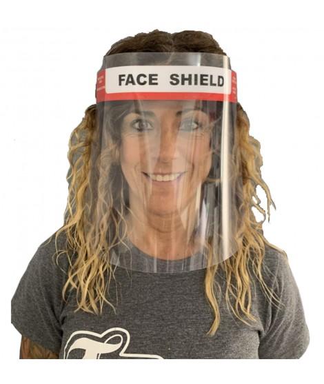 Visera protector facial antivaho