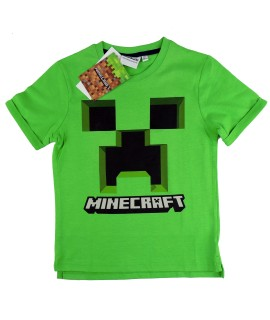 Camiseta niño Minecraft