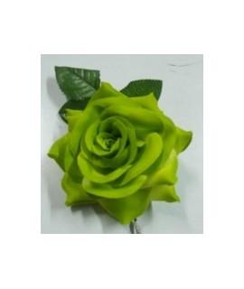 flor Flamenca pistacho