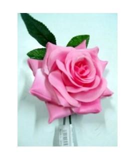 flor Flamenca rosa