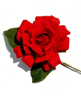 flor Flamenca roja
